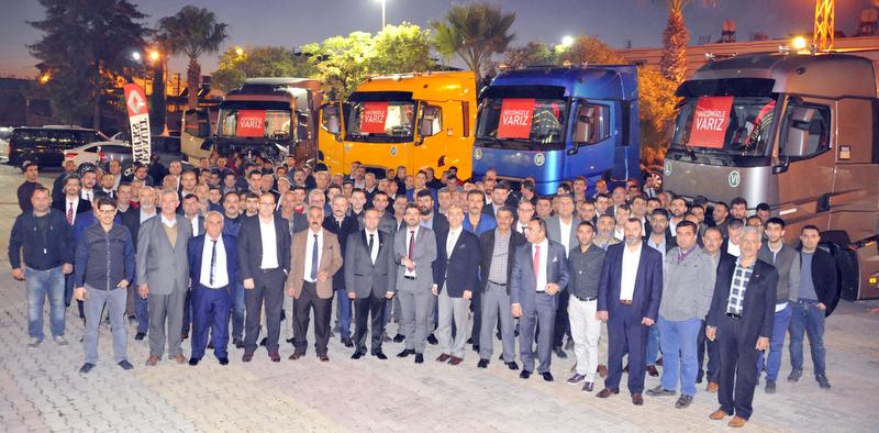 Renault Trucks T520, Hataylı nakliyecilere tanıtıldı