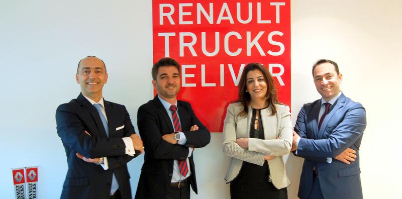 Renault Trucks yönetici kadrosunu güçlendirdi