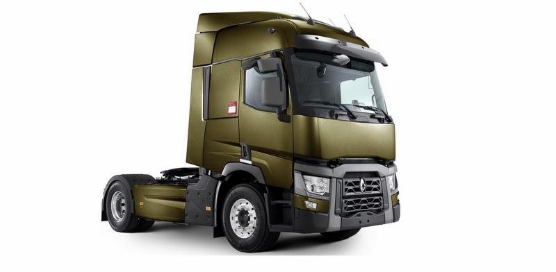Renault Trucks'a İnovasyon Ödülü!