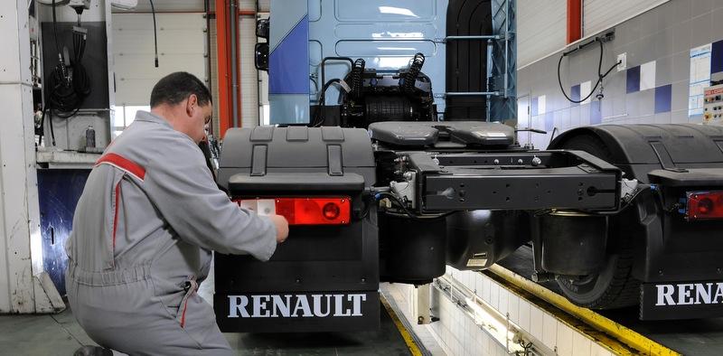 Renault Trucks'tan Servis Kampanyası!