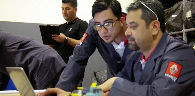 RTEC Birincisi Özmutlubaş Otomotiv, Dünya Finalinde Türkiye'yi Temsil Edecek