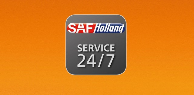 SAF-HOLLAND mobil uygulaması hizmete girdi