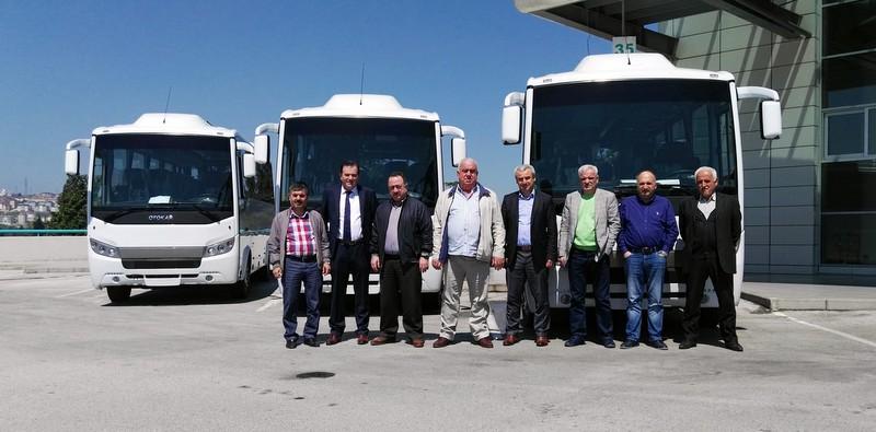 Sakarya VİB Turizm, tercihini Otokar Sultan Mega otobüslerden yana kullandı