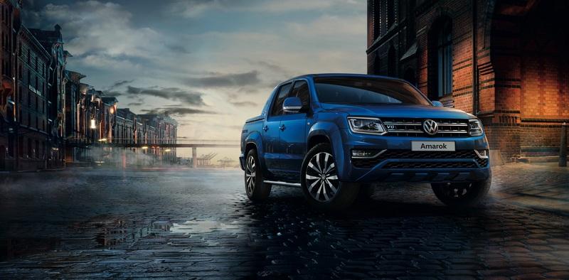 Satışları başlayan en lüks Volkswagen Amarok'un fiyatı belli oldu