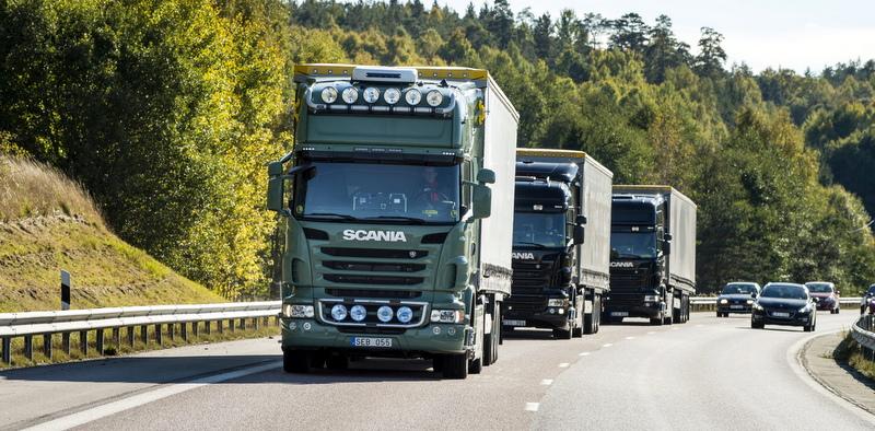 Scania, dünyanın ilk tam ölçekli otonom araç operasyonlarına başlıyor