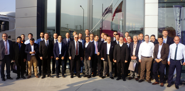 Scania, Ege'de Üstyapı Çözümlerini Tanıttı