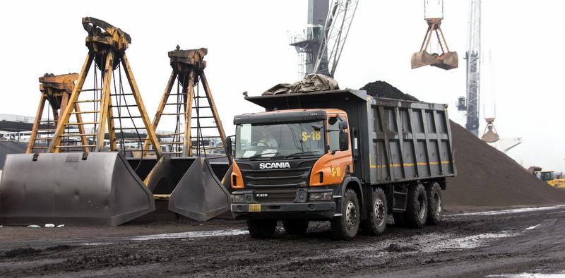 Scania, en zor koşullar için geliştirdiği teknolojilerini tanıttı