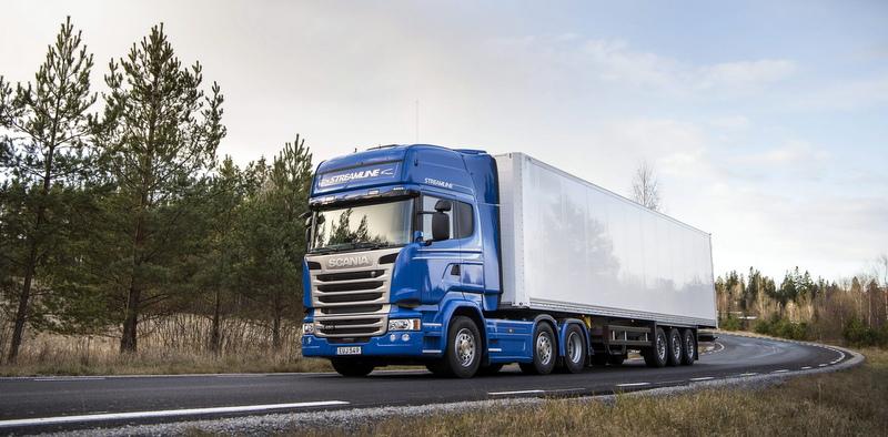 Scania Euro 6'da iddialı!