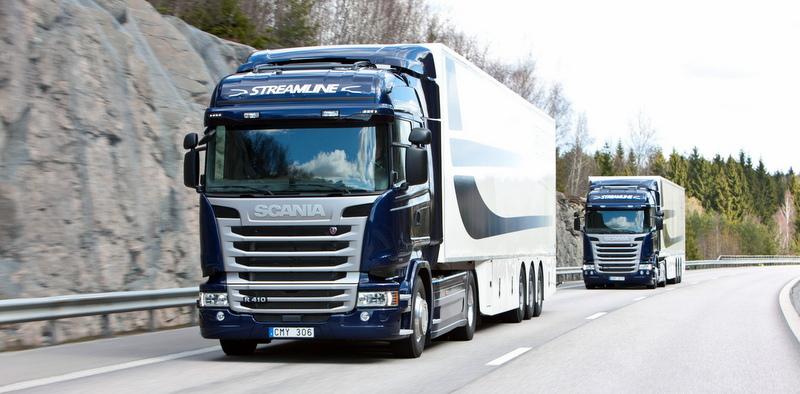 Scania Euro 6'lar yakıtta yüzde 3 tasarruf ediyor