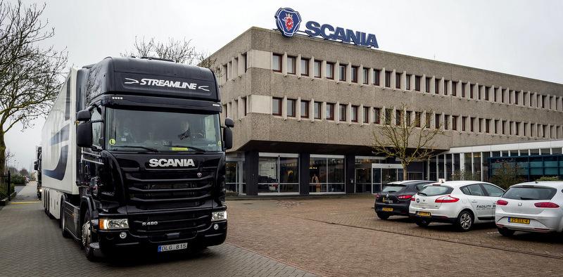 Scania'dan çevreye zararsız üretim tesisi hamlesi