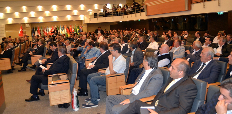 Servisçiler, İTO'da plaka tahdidini konuştu
