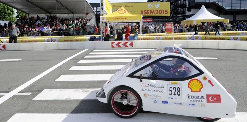 Shell Eco-Marathon'da Türkiye'den 24 Takım Yarışacak