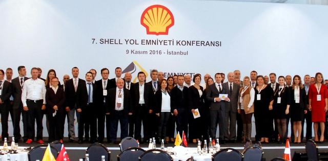 Shell Türkiye, 7. Yol Emniyeti Konferansı'nı düzenlendi