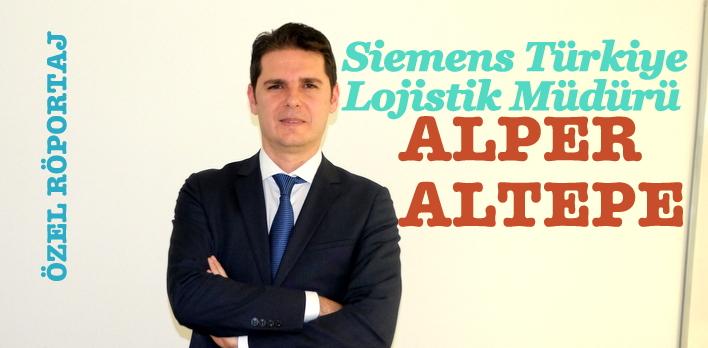 Siemens, lojistik tedarikçisi seçimini nasıl yapıyor?