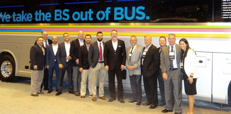 Silikon Vadisi'nde 100 otobüsü çalışan TEMSA 1000. aracını ABD'ye ihracata hazırlanıyor