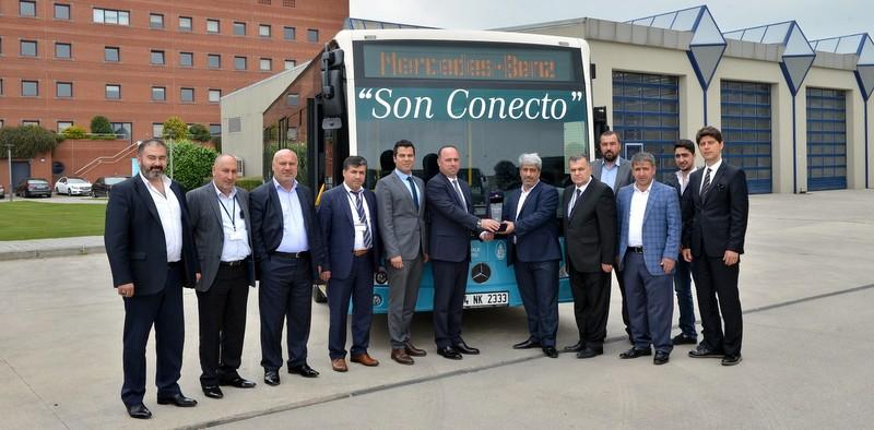 Son Conecto Solo otobüsün sahibi belli oldu