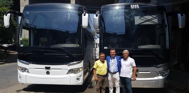 Temsa, 3 firmaya 4 otobüs teslim etti