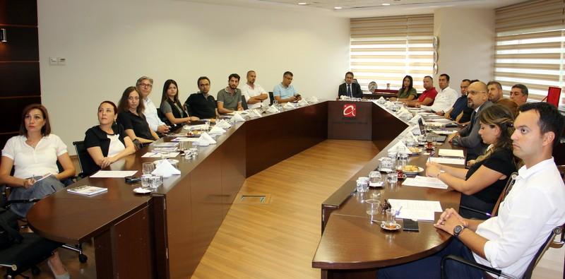 """TEMSA, Adanalı sanayicilere """"Yenilikçilik ve Girişimcilik"""" modelini anlattı"""