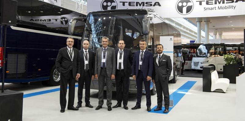 TEMSA, Avrupa pazarındaki gücünü artırıyor