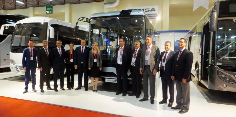 TEMSA, Busworld'de 2 yeni otobüsünü tanttı