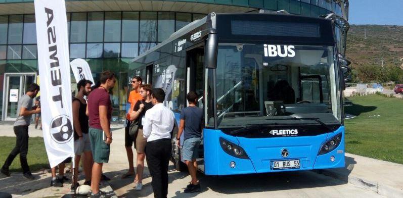 Temsa, geleceğin ulaşımına otobüsleri ile hazır
