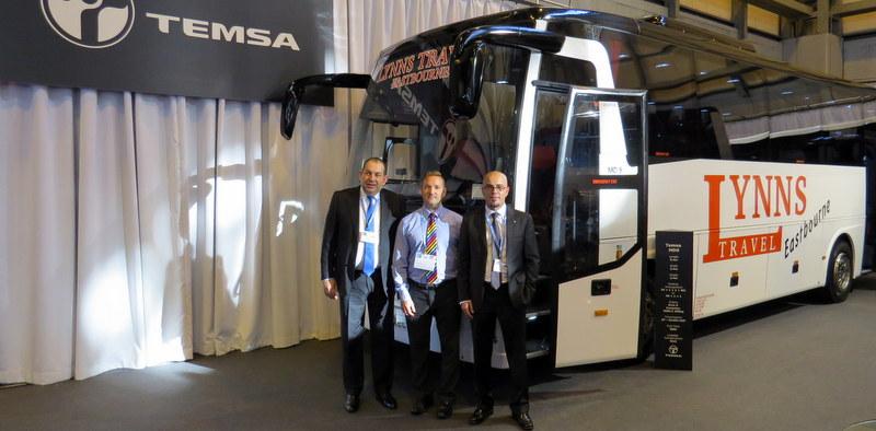 TEMSA, İngiltere pazarında da büyümeye devam ediyor
