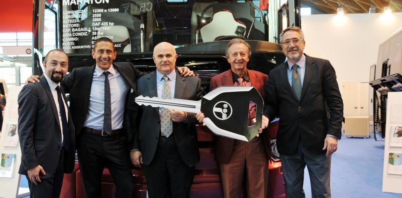 TEMSA, İtalya otobüs pazarında hedefini büyüttü