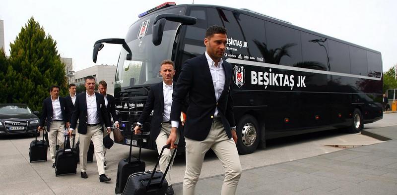 TEMSA Maraton, Beşiktaş'ı Lyon'da da taşıyor