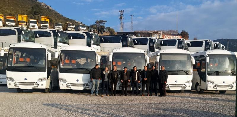 Temsa'dan İzmirli 2 taşımacıya 9 adet Prestij SX