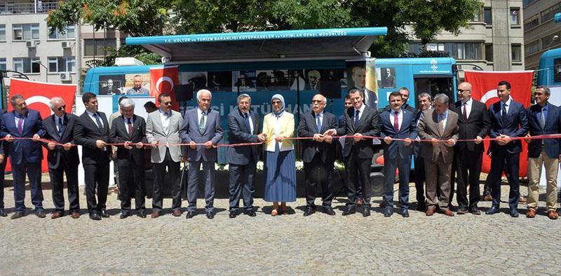 TEMSA'nın Gezici Kütüphane Otobüsü Sayısı 15 oldu