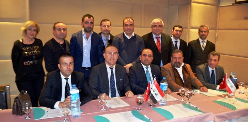 TISİAD yeni Yönetim Kurulu'nun önceliği Habur