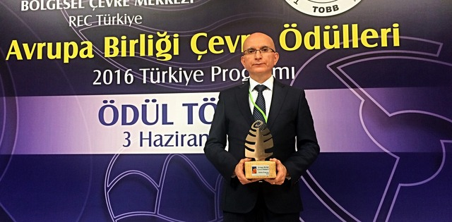 Tofaş'a AB Çevre Ödülü!