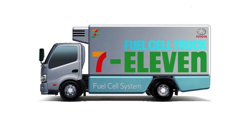 Toyota Hidrojenle Çalışan  Kamyonunu Yaygınlaştırıyor