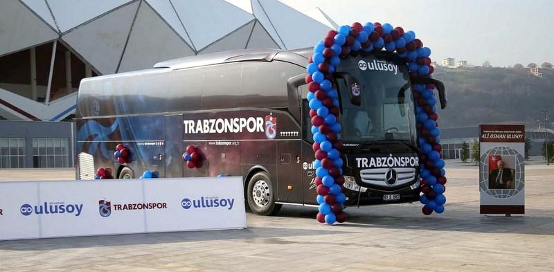 Trabzonspor, Travego ile sahalarda olacak