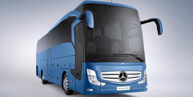 Travego ve Tourismo otobüsler için Ekim ayına özel kampanya