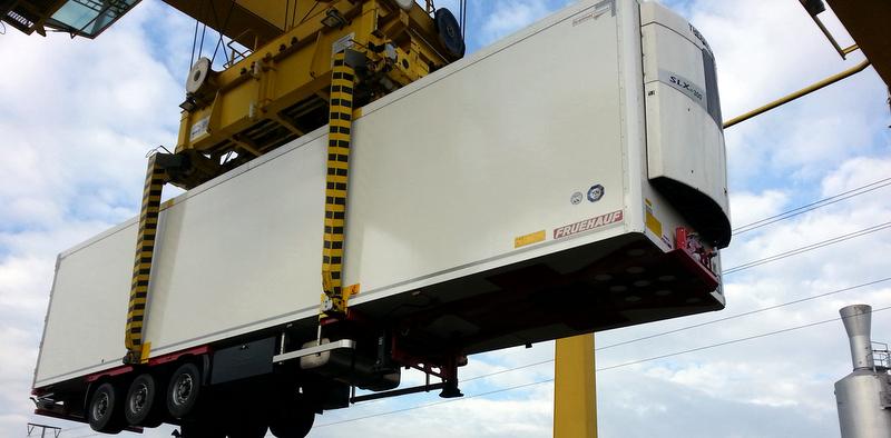 Trene yüklenebilir Huckepack Iceliner'ı ilk kez sergileyecek