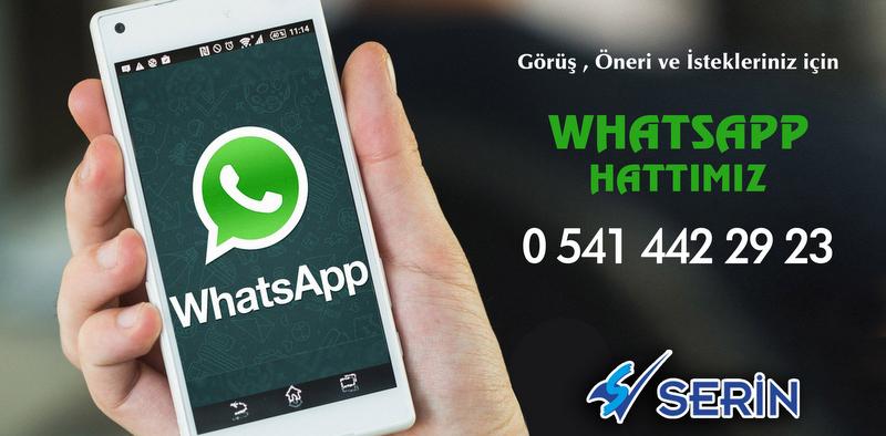 Treyler almak isteyenler için Whatsapp hattı kurdu