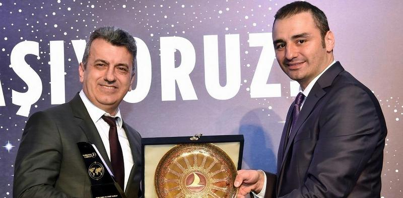 Turkish Cargo'dan Mars Logistics'e ödül!