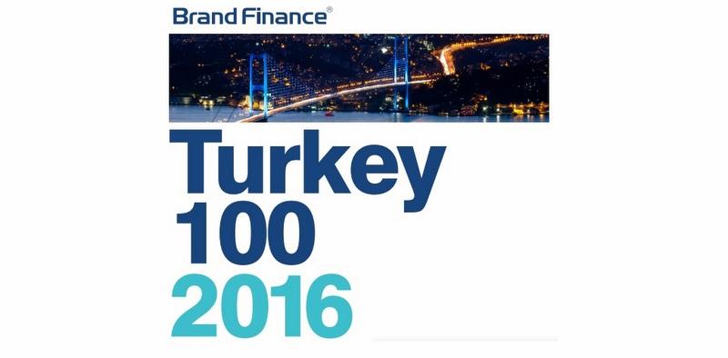 """""""Türkiye'nin En Değerli 100 Markası-2016"""" listesinde kaç lojistik firması yer aldı? İşte o markalar…"""