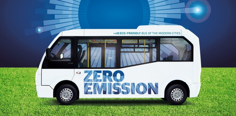 Türkiye'nin İlk Elektrikli Minibüsü Görücüye Çıkıyor!
