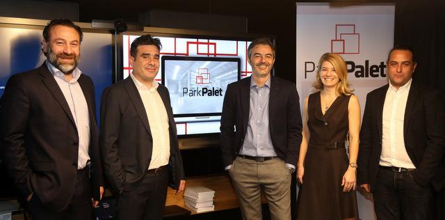 Türkiye'nin ilk online palet platformu hizmete başladı