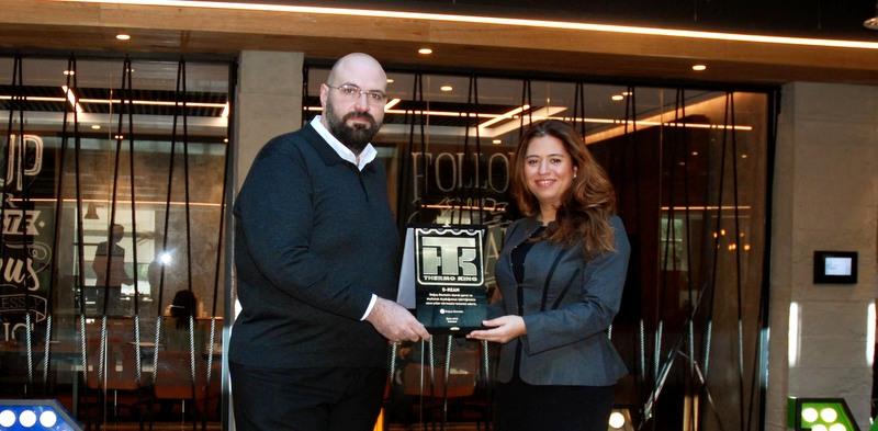 Türkiye'nin önemli restaurant zinciri soğuk zinciri Thermo King ile yönetecek