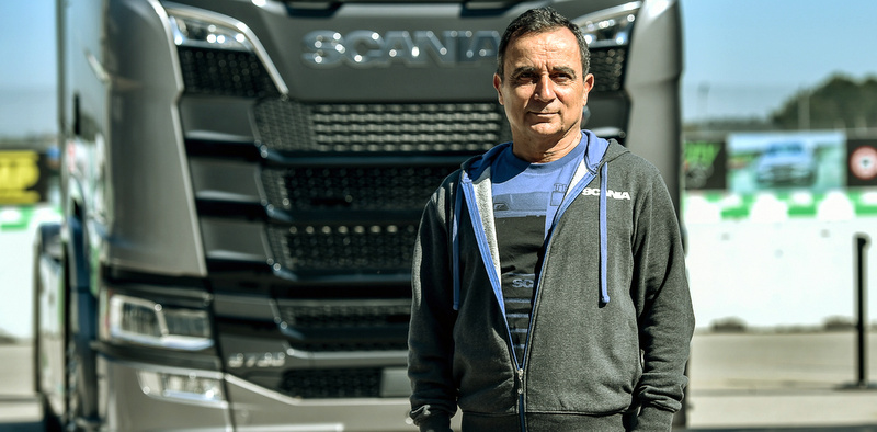 Scania, 8 şehirde 2 bin 500 müşteriye ulaştı 50'den fazla satış yaptı