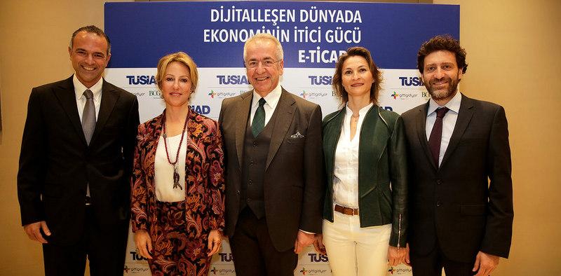 TÜSİAD Raporunda e-Ticaret-Lojistik İlişkisi