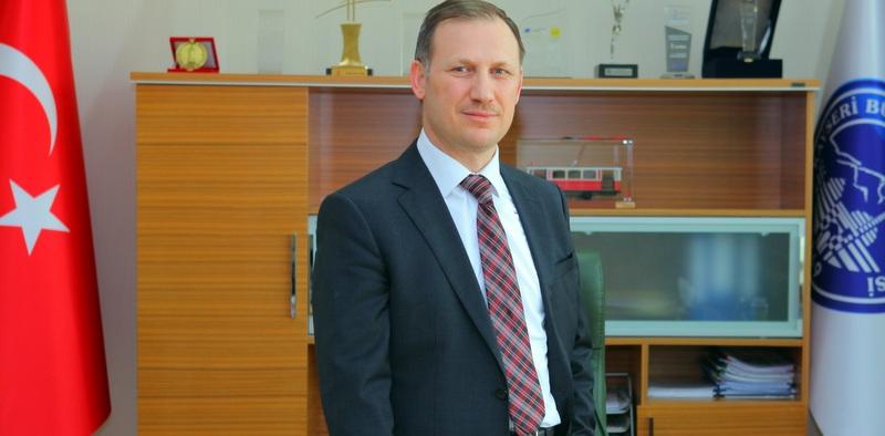 Uluslararası Toplu Taşımacılar Birliği (UITP) Başkan Yardımcısı Feyzullah Gündoğdu oldu
