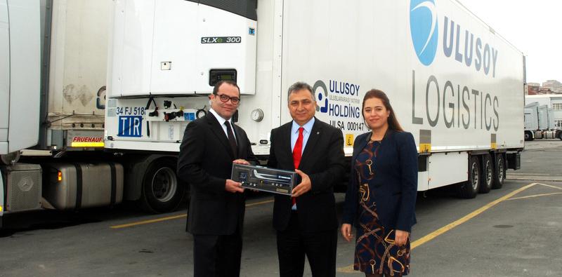 Ulusoy Logistics, Thermo King ile Türkiye'de bir ilki gerçekleştirdi