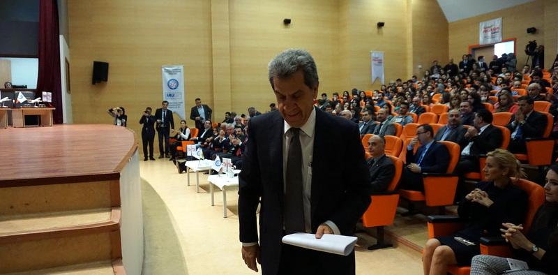 """UND Başkanı Çetin Nuhoğlu: """"Sanayi 4.0'da lojistik olmazsa olmaz sektörlerden biri"""""""