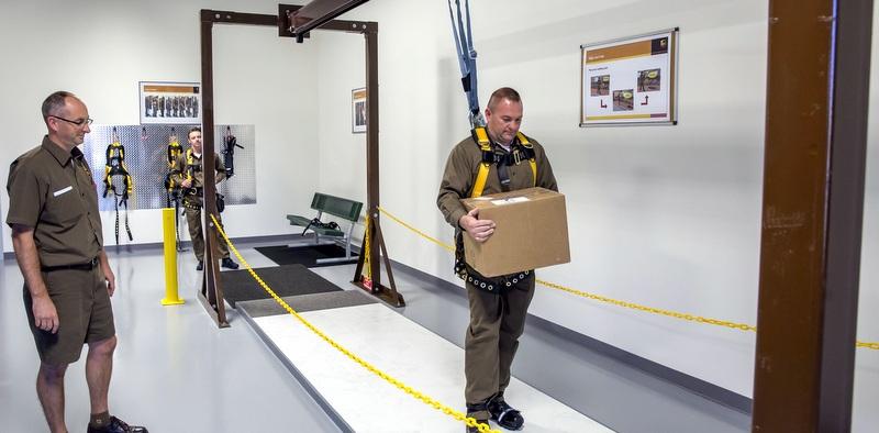 UPS Kurye Eğitim Tesisi Açtı