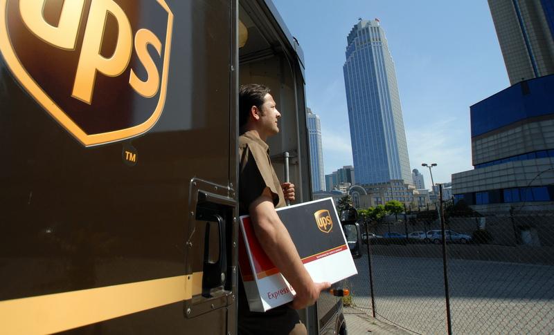 UPS, 2016 ikinci çeyrek sonuçlarını açıkladı