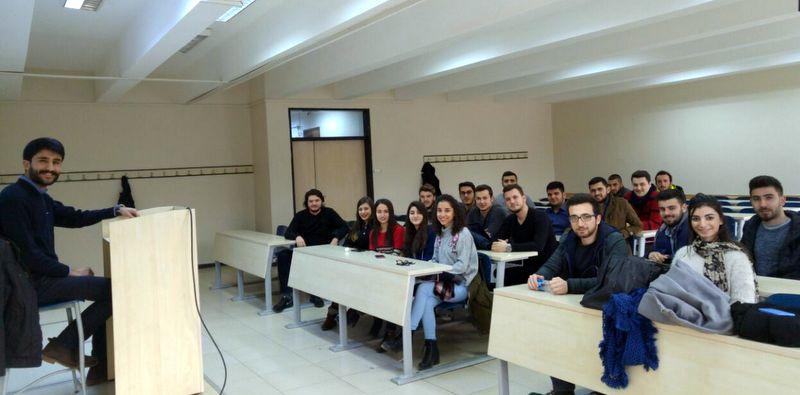 Uşak Üniversitesi lojistik öğrencileri çok iddialı!